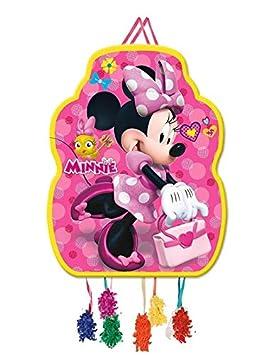 DISBACANAL Piñata de Minnie Pink