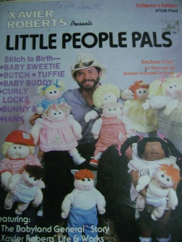 Xavier Roberts presents little people pals