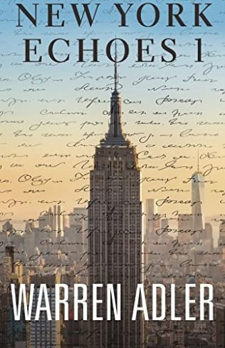 book cover of New York Echoes 1