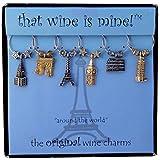 Wine Charm, Around The World