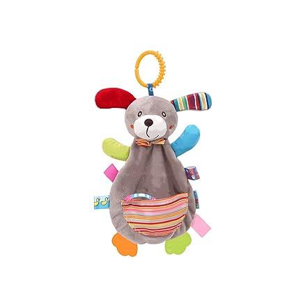 Toalla apaciguar a los juguetes del bebé de dibujos animados ...