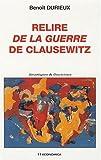 Relire de la guerre de Clausewitz