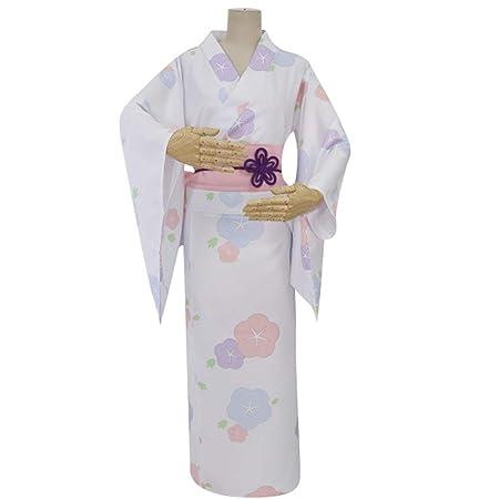 ASKK Adultos Traje De Cosplay, Fantasía Animación Japonesa Kimono ...