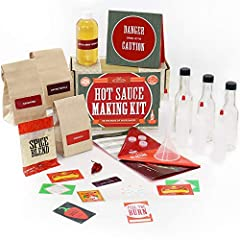 How Would You Feel If We Told You That You Can Make Your Own Hot Spicy Sauce At Home?  Exactly! Your own homemade and all fresh hot sauce created by your own hands... or feet. Hey, it's your sauce... you decide. To do this all you need is a r...