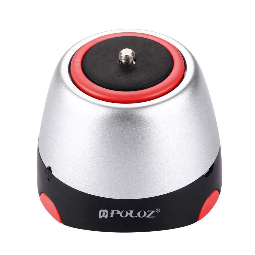 Luminiu 360-Degree Rotating Panoramic Pan//-Function Mobile Phone Self-Timer Panoramic Pan//Tilt With Stand Remote Control