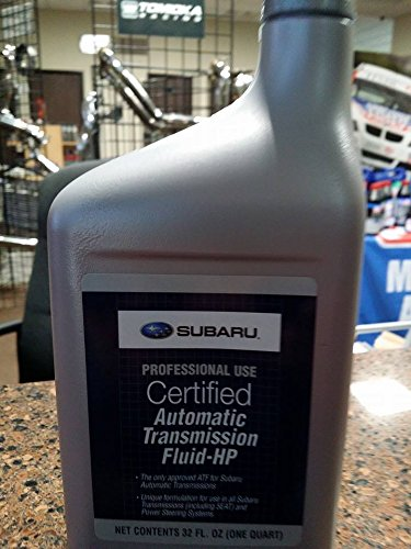 Subaru OEM Automatic Transmission Fluid (ATF) (Pack of 6)