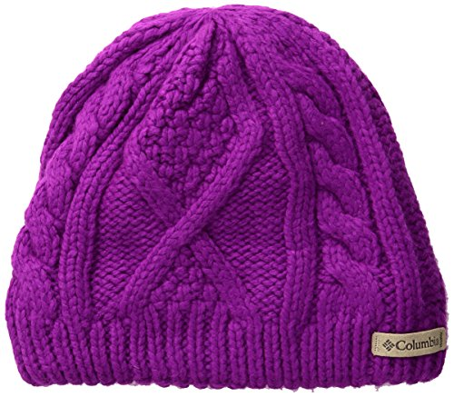 Columbia Big Girls Youth Cable Cutie Beanie