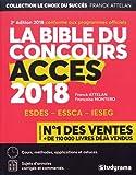 La bible du concours ACCES