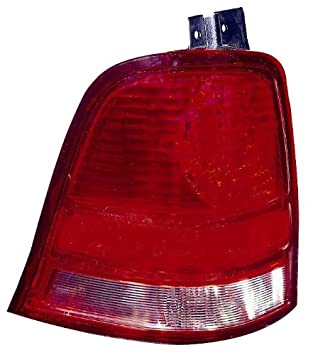 Depo 330 1920L US Ford Freestar Driver Side Replacement Taillight Unit