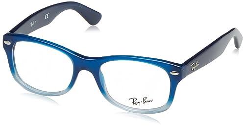 Ray-Ban RY1528 – Occhiali correttori per bambini, colore: Nero