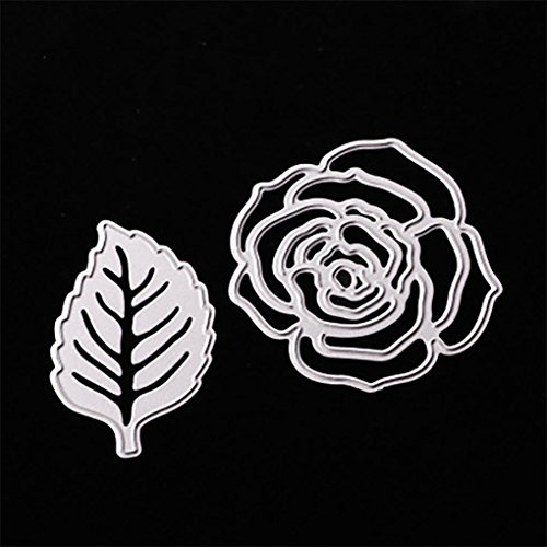 (Happy Halloween Metal Cutting Dies Stencils Scrapbooking Embossing DIY Crafts by)