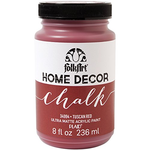 Red Chalk Paint Amazoncom