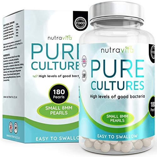 Pure Biotics Triple Strength Maximum CFU 180 Time Release High Strength...