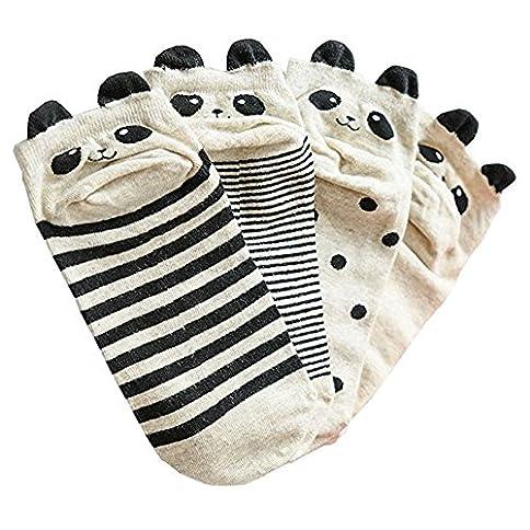 - 51iB6dZVu6L - Caramella Cotton Novelty Socks Ankle Socks for Girls and Women