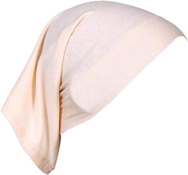 Women Girl Lady Islamic Muslim Scarf Hijab Tube Bonnet Hat Cap Head Cover Wrap