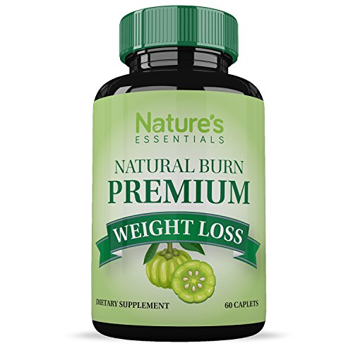 Best Fat Burner :: Weight Loss Supplements :: Energy Booster :: Natural Ingredients:: Burn Calories & Curb Appetite :: One Month Supply :: Nature's Essentials