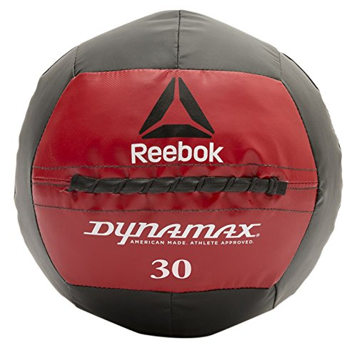 Reebok Soft-Shell Medicine Ball by Dynamax, 30 lbs