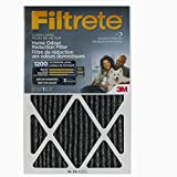 Filtrete Clean Living Home Odor Reduction Filter, 16x25x1, 1 Pack, (HM01DC-6-C)