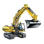 LEGO-Technic-8043-Escavatore-motorizzato