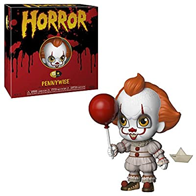 Funko 5 Star: Horror, It - Pennywise Collectible Figure, Multicolor: Toys & Games