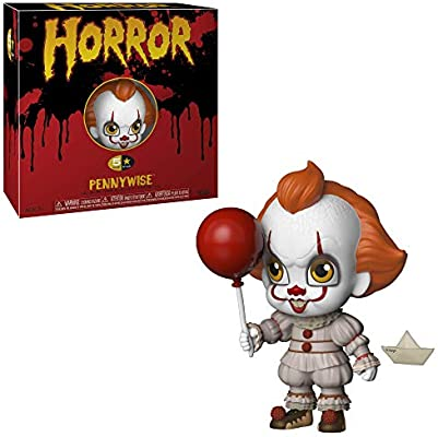 FUNKO 5 STAR: Horror Pennywise New Toy Vinyl Figure