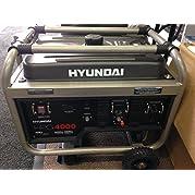 4,000 Watt Professional Portable Generator