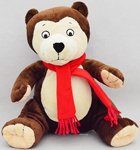 (Kohl's Cares Brown Plush YOU CAN Do It SAM Teddy Bear Character Stuffed)