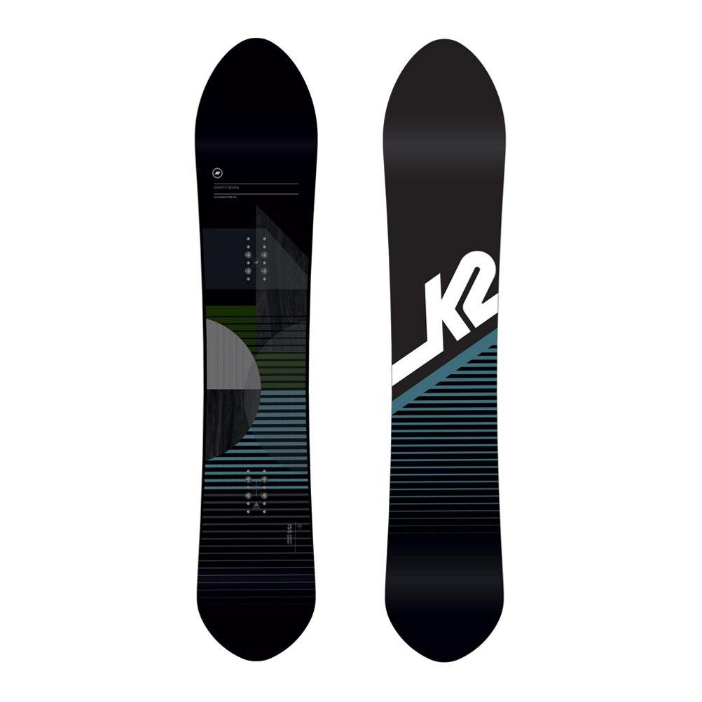 K2 エイティセブンスノーボード 2019 B07DW7HDNL   160cm