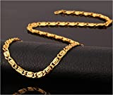 Anvi Jewellers 22CT Pure Gold and Rhodium Coated Chain Special Diwali Offer