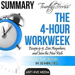 Tim Ferriss's The 4-Hour Work Week - Summary