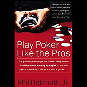 Play Poker Like the Pros Hörbuch