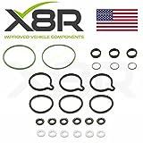 For BMW 330d/525d/530d 0445010009 BMW High Pressure Fuel Pump Seals Bosch CP1 Diesel Gasket Repair Kit Seal Part: X8R0080