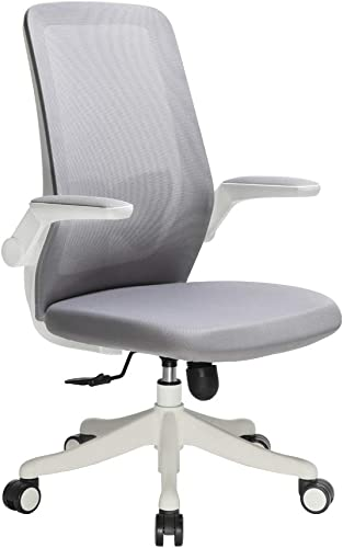 WOHOMO Home Office Task Chair Ergonomic Swivel Desk Chair