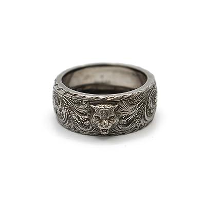 ca4f26e5ff81b0 Gucci Gatto Ring 10 Mm YBC433571001026