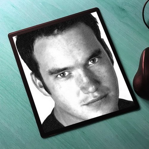 Seasons Gareth David-Lloyd - Original Art Mouse Mat #js002