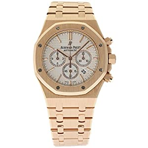 Best Epic Trends 51iBAwpkBpL._SS300_ Audemars Piguet New Royal Oak 26320OR.OO.1220OR.02 41mm Gold Box/Papers #AP15