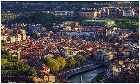 España casas Bilbao ciudades Tourist Souvenir muebles & decoración ...