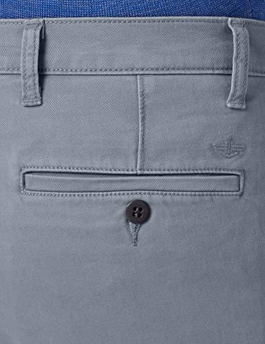 Khaki Washed Skinny acadia Stretch Dockers Twill Blue 23 Uomo Pantaloni Blu pxB45w6