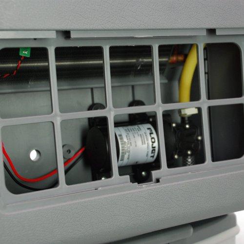 Semi Truck Air Conditioner : Gocool v portable semi truck cab air conditioner for