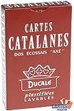 Juego de 48 cartas : Catalanes Ducale [importado de Francia]
