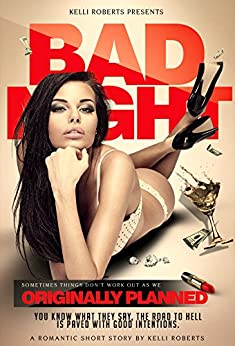 Bad Night by [Roberts, Kelli]