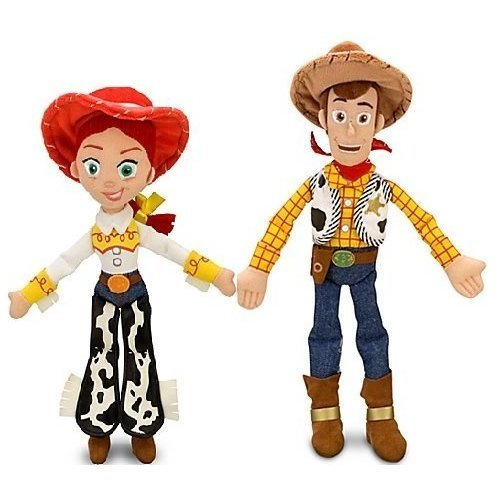 Amazon.com: Disney Pixar Toy Story JESSIE 16
