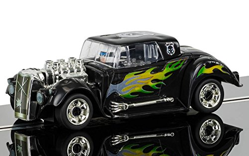 Scalextric Quick Build Hot Rod 1:32 Crash & Bash Slot Car C3708 Vehicle (Body Slot Car Scale 32)