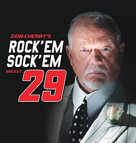 Don Cherry Rock 'Em Sock 'Em Hockey 29 Video Service Corp Movie Sports