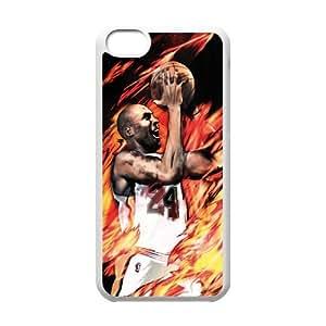 Iphone 5C Kobe Bryant Phone Back Case Custom Art Print Design Hard Shell Protection HGF038118