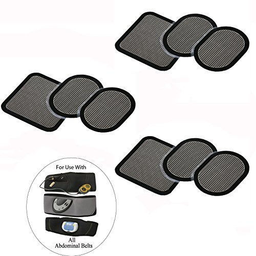 WEIYANG Replacement Abdominal Belts black 1 product image