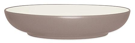 Noritake® Colorwave Pasta Serving Bowl in Clay - BedBathandBeyond.com
