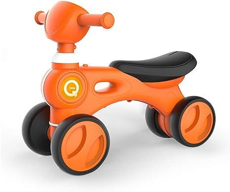 DJXLMN Paseo en Bicicleta para niños, Bicicleta para bebés ...