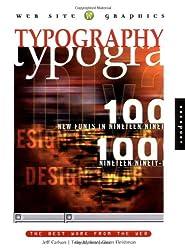Web Site Graphics: Typography