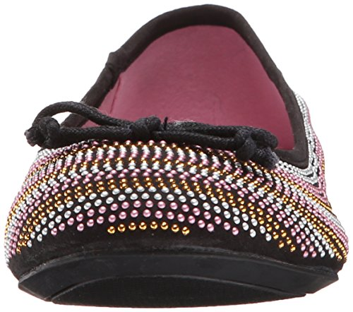 Skechers Womens Juliet Balletto Nero